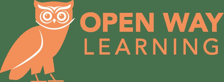 Open Way Learning Logo